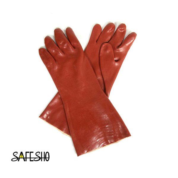 دستکش ایمنی ضد اسید ماهان
