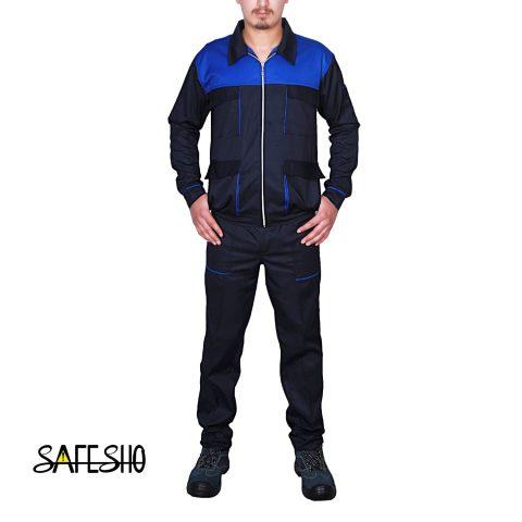 لباس کار Molcol مولکول سورمه ای-آبی