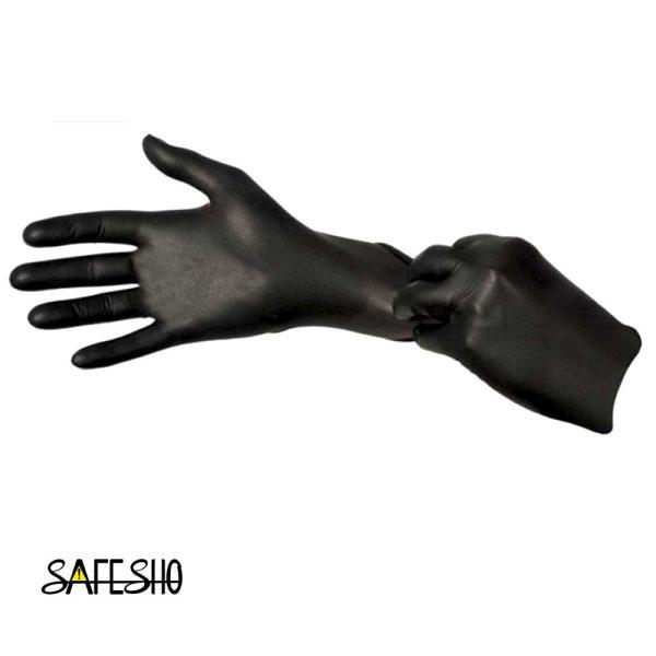 دستکش نیتریل مشکی اپی پرفکت (OP-PERFECT)