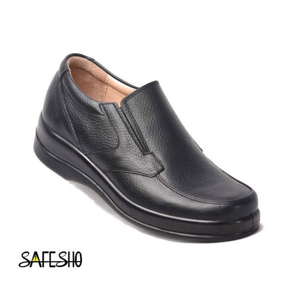 کفش اداری پاژند مدل آریا بدون بند