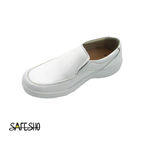 کفش آزمایشگاهی آرین سفید