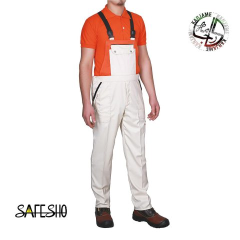 لباس کار کارجامه مدل ریلکس 1