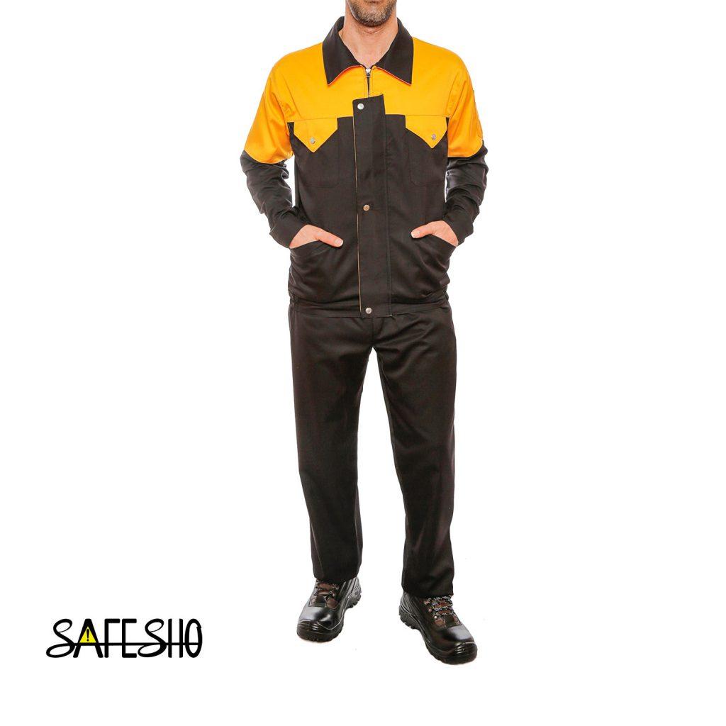 پارچه های مورد استفاده در لباس کار مناسب و با کیفیت