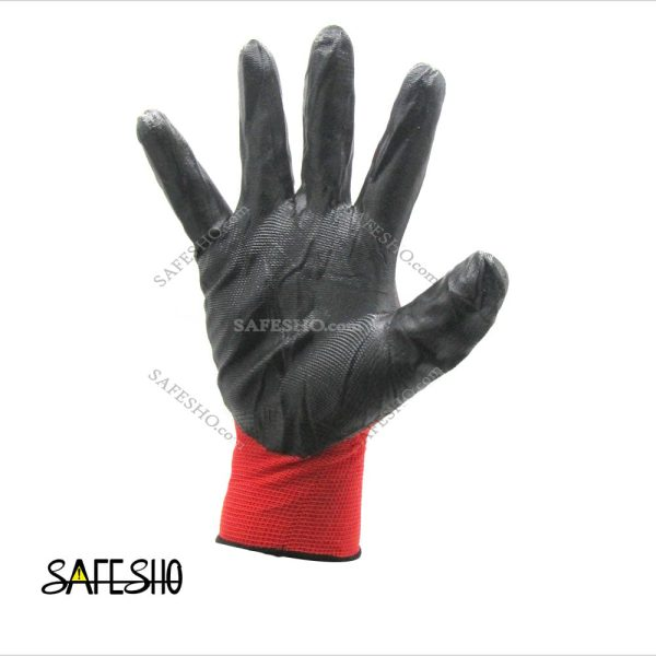 دستکش ایمنی کف مواد تانگ وانگ