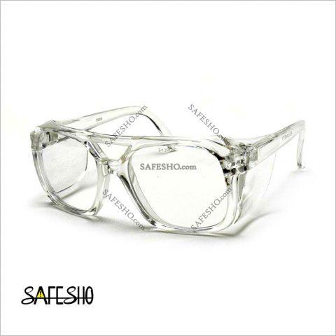 عینک ایمنی بغل دار PO مدل ۵۰۰۰