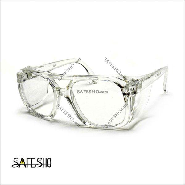 عینک ایمنی بغل دار PO مدل 5000