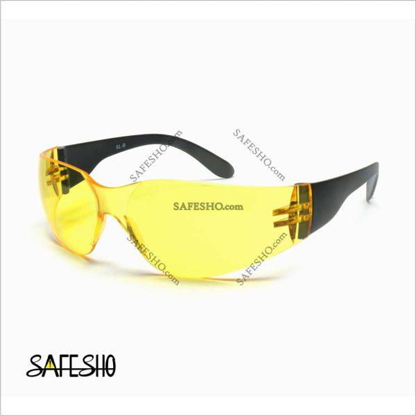 عینک ایمنی PO مدل SLB