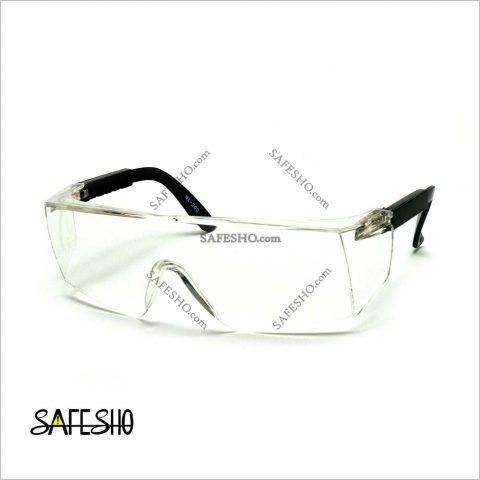 عینک ایمنی PO مدل WA200 ضد بخار