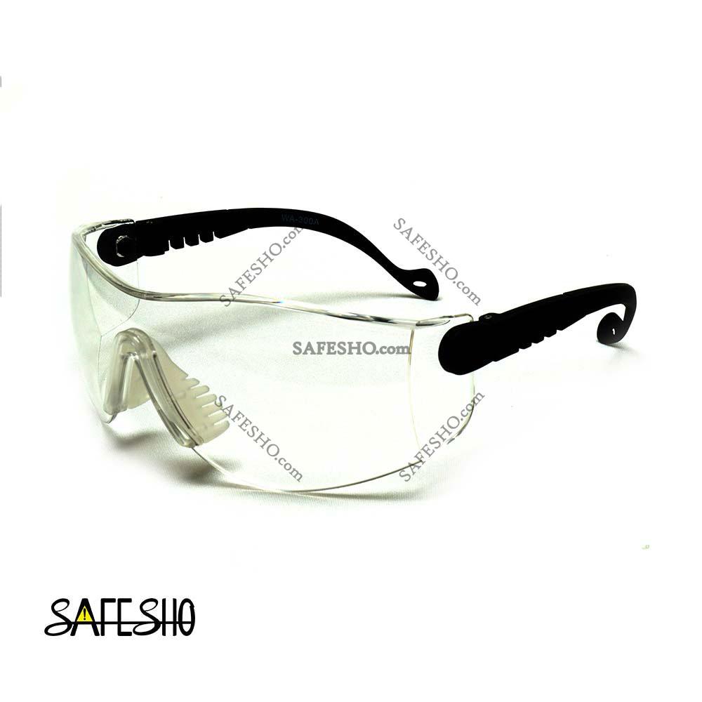 ایمنی چشم ها عینک-ایمنی-PO-مدل-WA300A