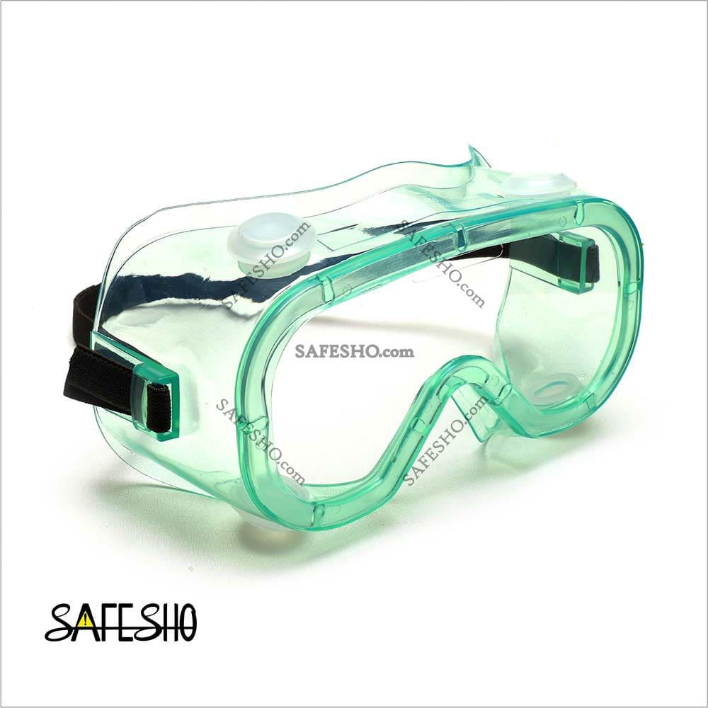 ایمنی چشم ها عینک ایمنی PO گاگل سوپاپدار مدل G200
