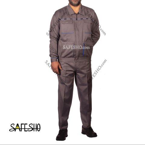 لباس کار مدل اورجینال Original طوسی