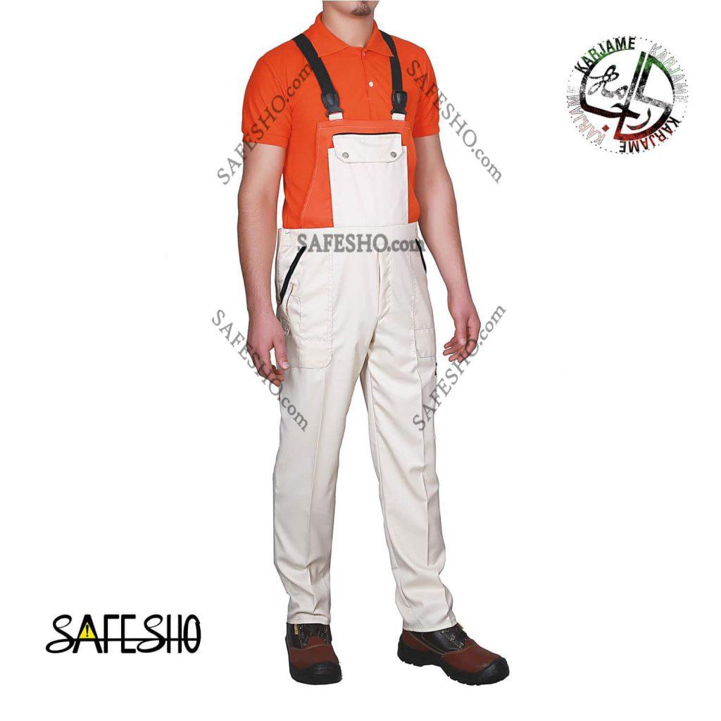 لباس-کار-کارجامه-مدل-ریلکس-۱