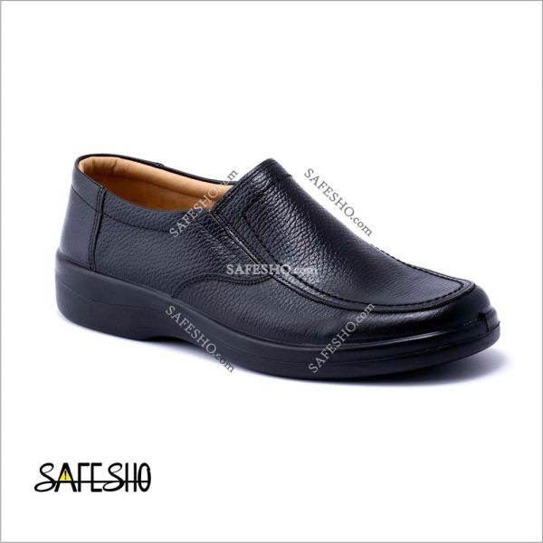 کفش اداری طبی پای آرا مدل شکیبا