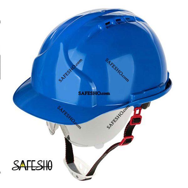 کلاه ایمنی هترمن Hatterman مدل MK7 با عینک