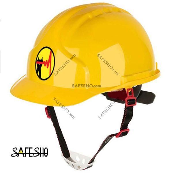 کلاه ایمنی هترمن(Hatterman) مدل MK6 عایق برق
