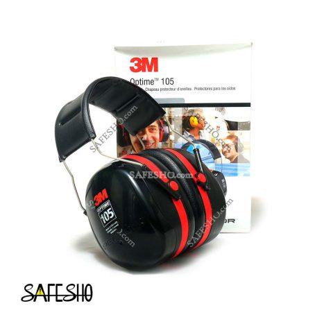 گوشی صداگیر ۳M Peltor مدل H10A اصلی