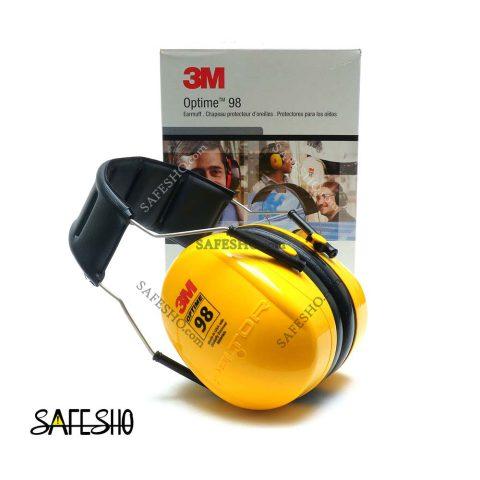 گوشی صداگیر طرح ۳m Peltor مدل H9A