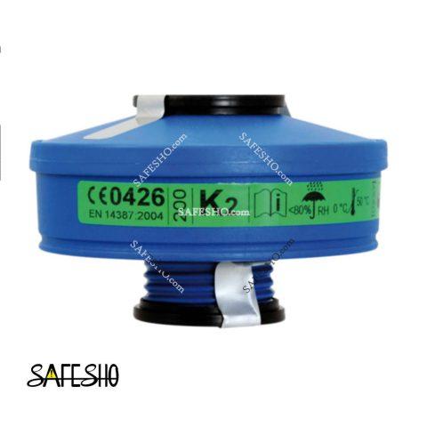 فیلتر بزرگ شیمیایی K2