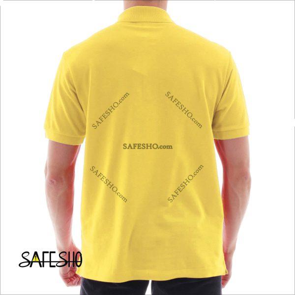 تی شرت جودون زرد