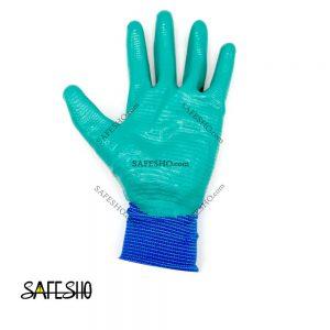 انواع پوشش کف دستکش ایمنی