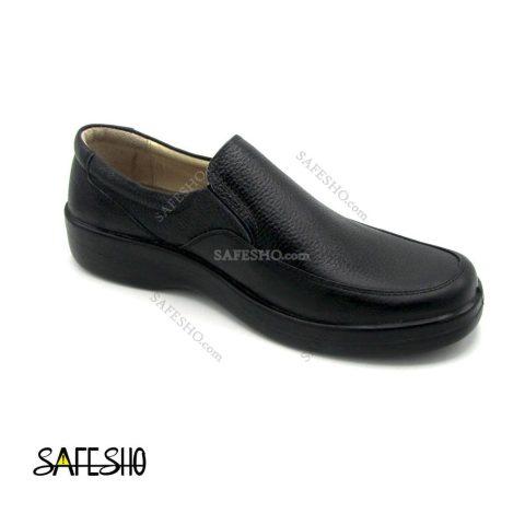 کفش اداری پای آرا مدل آرین مشکی
