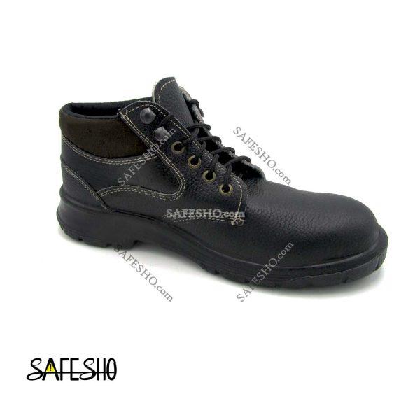 کفش ایمنی ساق بلند پای آرا مدل البرز
