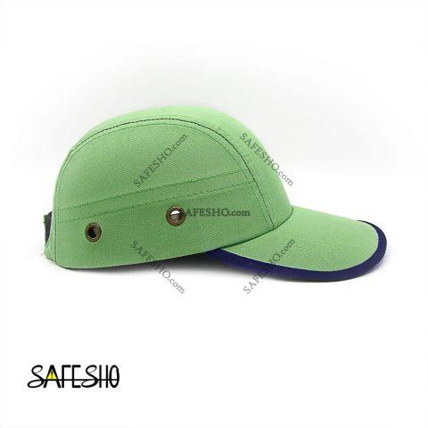 کلاه ایمنی کپ هترمن سبز