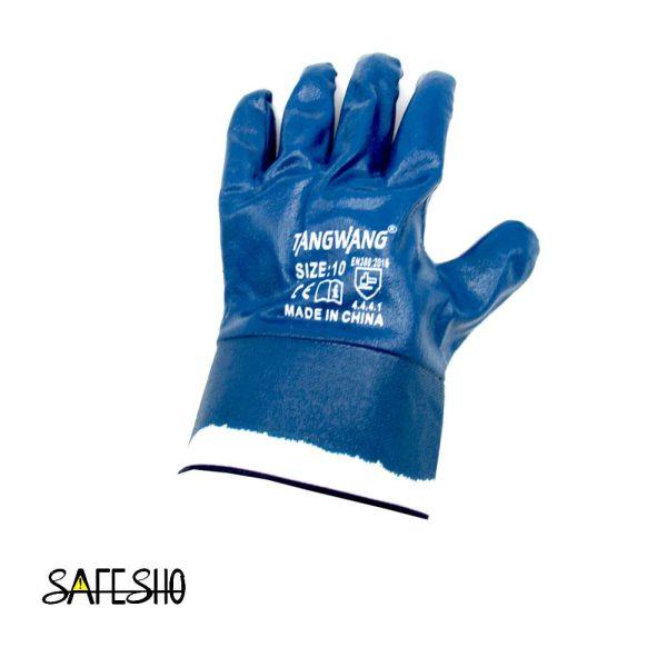 دستکش نیتریل تانگ وانگ - دستکش شرکت نفتی