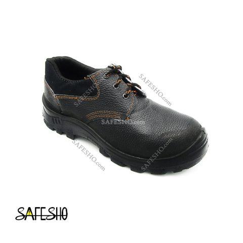 کفش ایمنی ساق بلند فولاد پا
