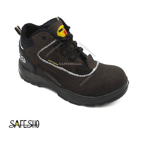 کفش ایمنی ایمن پا مدل جوگر