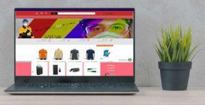 فروشگاه اینترنتی لباس کار  (۱۴۰۰)